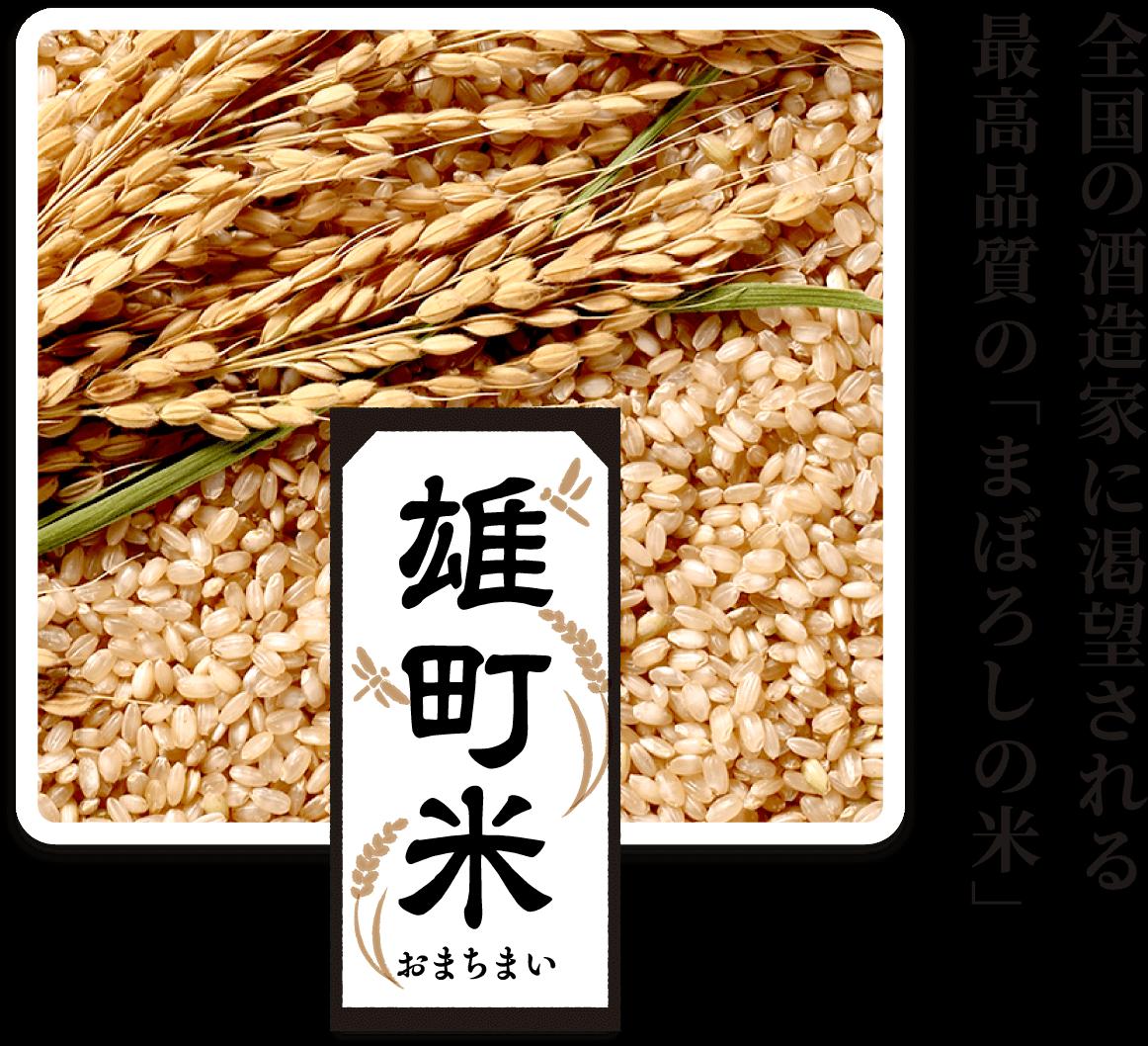 -雄町米-全国の酒造家に渇望される 最高品質の「まぼろしの米」