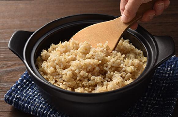 お米のおいしい炊き方